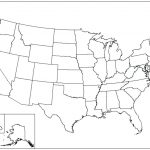 Top Blank Us Map Printable State Outlines Galleries   Printable Map With Regard To Printable Blank Us Map With State Outlines