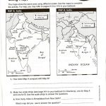 Topographic Map Reading Worksheet Answer Key   Briefencounters Inside Printable Map Skills Worksheets