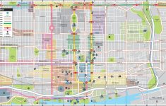Printable Map Of Downtown Toronto