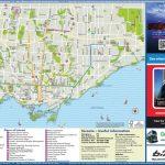 Toronto Maps | Canada | Maps Of Toronto Pertaining To Printable Map Of Toronto