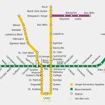 Toronto Subway And Rt Maps   Free Printable Maps Intended For Toronto Subway Map Printable