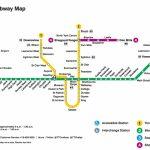 Toronto Subway Map In Toronto Subway Map Printable