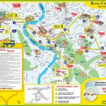 Tourist Map Of Rome City Centre   Printable Map Of Bologna City Intended For Bologna Tourist Map Printable