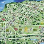 Town Map Of Niagara On The Lake | Niagara On The Lake | Tourist Map In Printable Map Of Niagara On The Lake