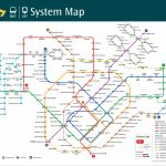 Train System Map | Mrt & Lrt Trains | Public Transport | Land With Regard To Singapore Mrt Map Printable