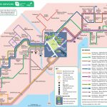Transport For Ireland   Maps Of Public Transport Services   Pertaining To Galway City Map Printable