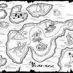 Treasure Map Black And White | Letter X | Pirate Treasure Maps For Free Printable Pirate Maps