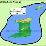 Trinidad And Tobago Maps | Maps Of Trinidad And Tobago With Regard To Printable Map Of Trinidad And Tobago