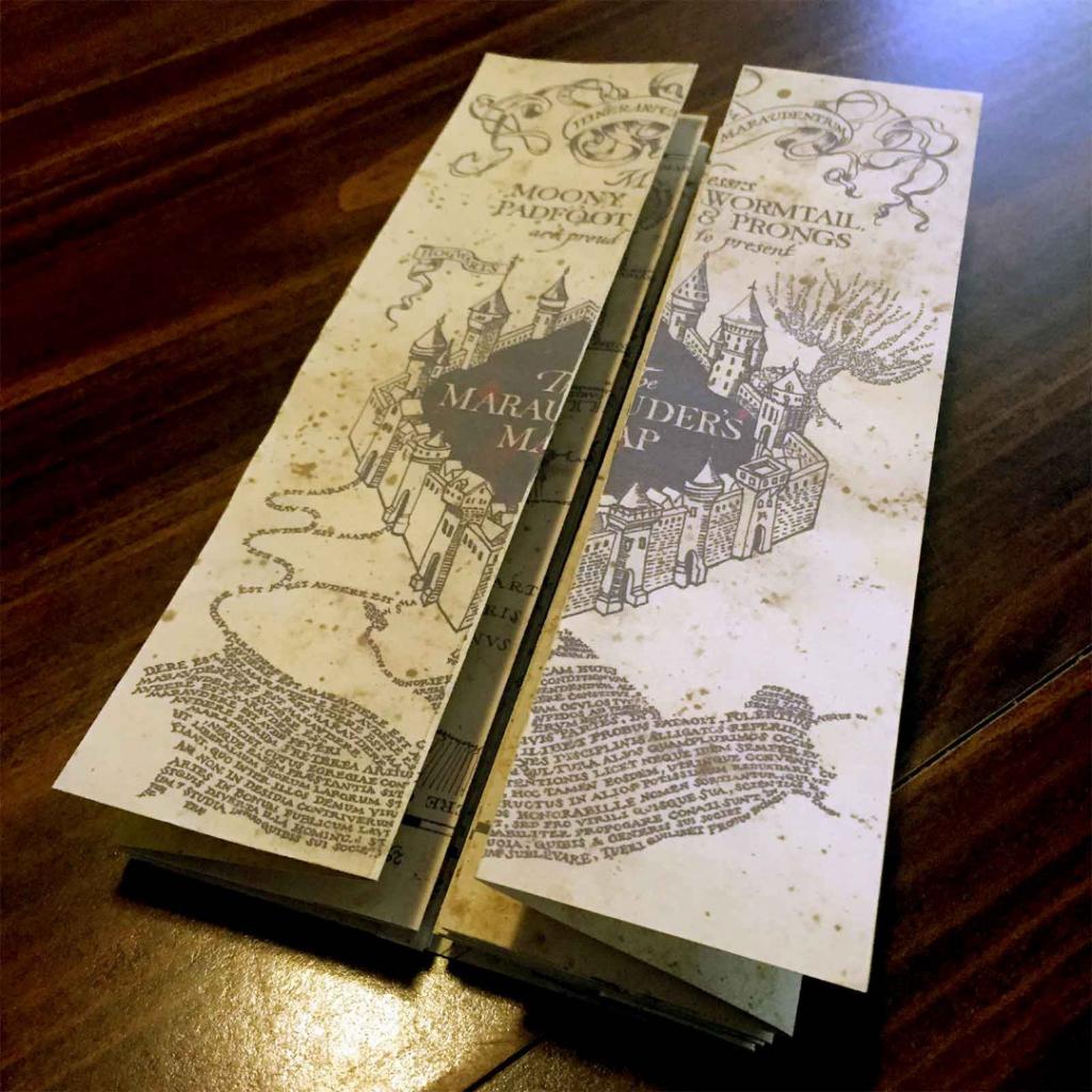 True Blue Me & You: Diys For Creatives • Diy Harry Potter Marauders for Marauders Map Printable