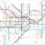 Tube Map | Alex4D Old Blog   Printable London Underground Map For Printable Tube Map