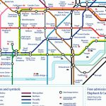 Tube Map Central London   Hoangduong Throughout Central London Tube Map Printable