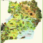 Uganda Maps | Maps Of Uganda Intended For Printable Map Of Uganda