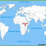 Uganda Maps | Maps Of Uganda Regarding Printable Map Of Uganda