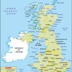 Uk Road Map | United Kingdom Highway Map Within Printable Road Maps Uk
