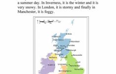 Free Printable Weather Map Worksheets