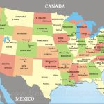 United States Map Free Printable Us Maps With Cities 1 With Free Printable Us Map With Cities