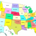 United States Map State Capitals Inspirationa 10 New Printable Map Pertaining To United States Map States And Capitals Printable Map