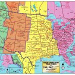 United States Map State Names Time Zones Inspirationa New Us Time Intended For Printable Us Time Zone Map