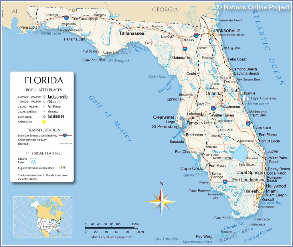 United States Map With Oceans And Rivers Fresh Atlantic Ocean Map for Printable Map Of Ft Myers Fl