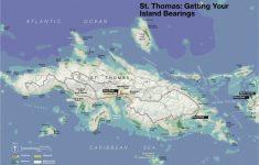 Printable Map Of St John Usvi