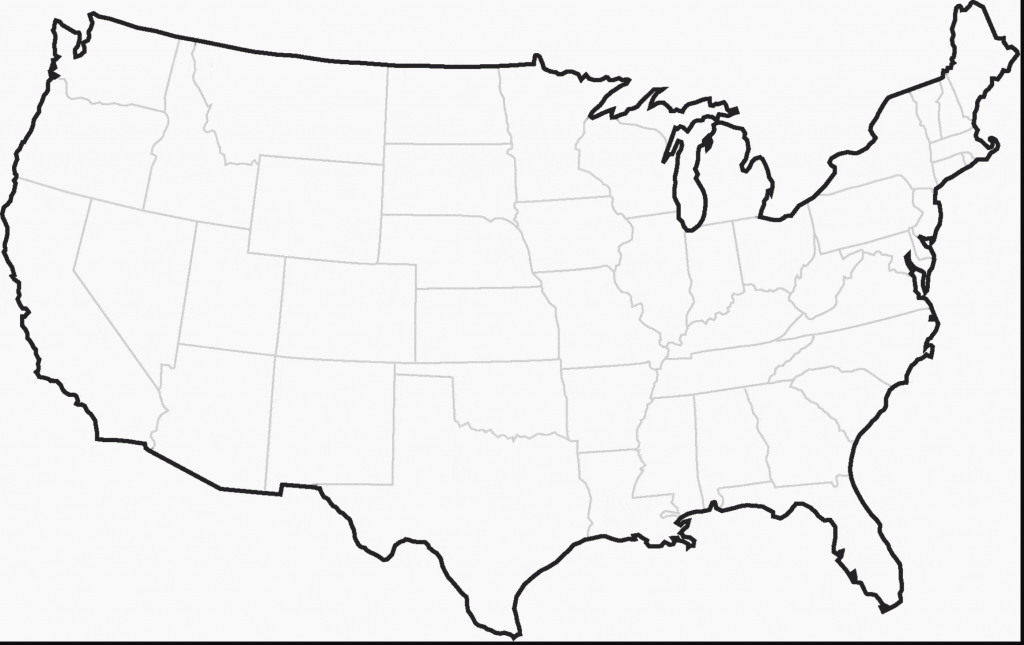 Unlabeled Us Map Quiz New Southeast Us States Blank Map Best Us with Us Map Unlabeled Printable
