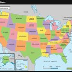 Us Area Code Map Printable Refrence Free Printable Political Map Of Pertaining To Us Area Code Map Printable