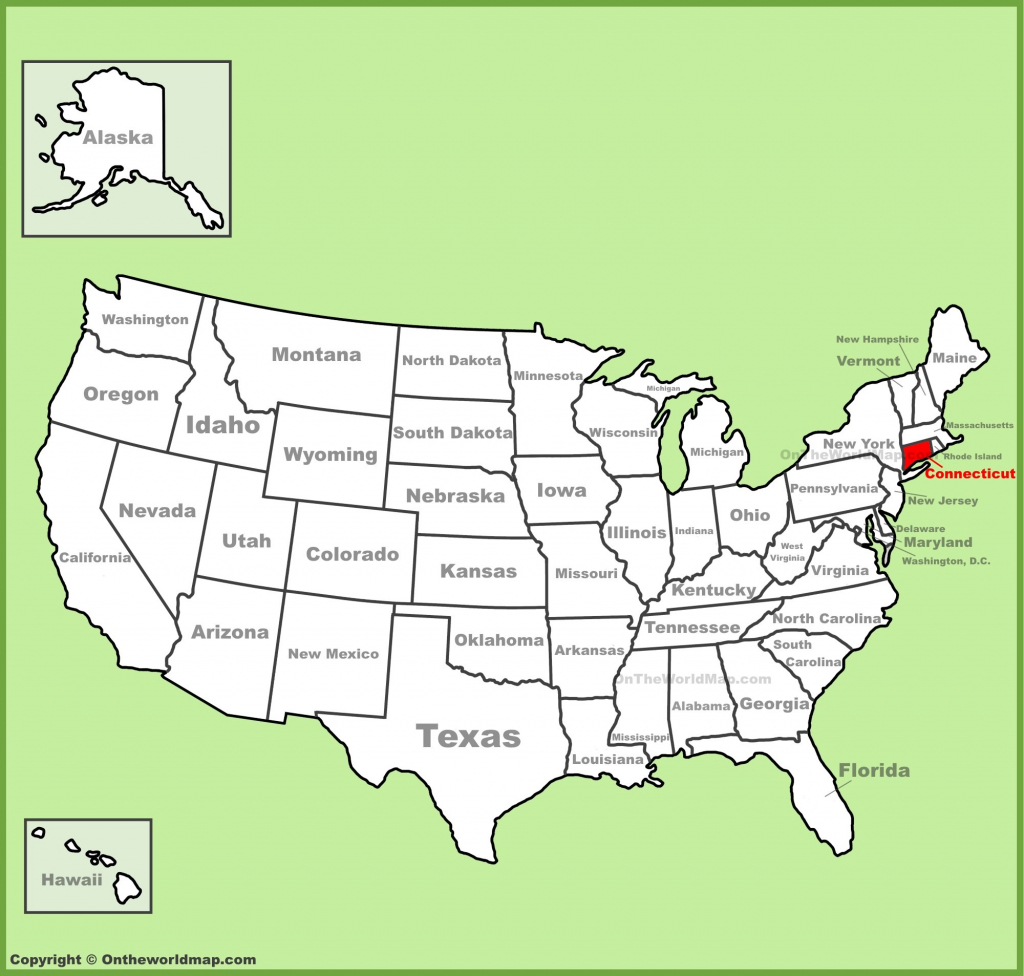 Us Map Conneticut Stamford Connecticut Zipcode Map Best Of Awesome regarding Printable Map Of Connecticut