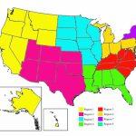 Us Map Separated Into Regions Regionalmap Luxury Best Us Map Inside Us Regions Map Printable