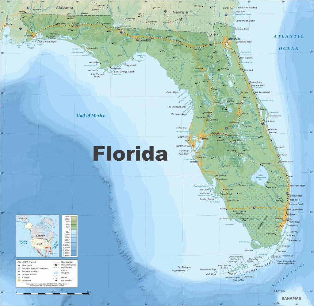 Us Map Southeast Printable Map Of Se Usa 1 Beautiful Florida Maps for Free Printable Map Of Florida