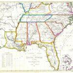 Us Map Southeast Printable Map Of Se Usa 1 Unique Us Map Southeast Inside Printable Map Of Southeast Us