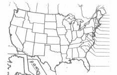 Us Map Southeast Printable Southeast Us Political Map New Southeast inside Blank Us Political Map Printable