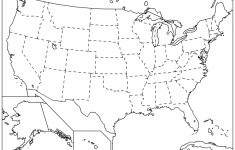 Us Map With Scale Printable