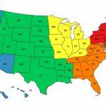 Us Mapregion Printable Usa Regional Map Unique 10 Lovely Regarding Us Regions Map Printable