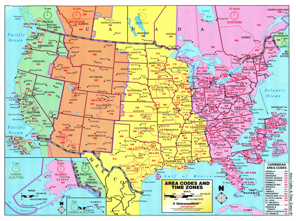 Us Maps Time Zone And Travel Information | Download Free Us Maps for Usa Time Zone Map Printable