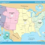 Us Time Zones Printable Map Timezone1 New Area Codes 26 Time Zones Within Printable Map Of Us Time Zones With State Names