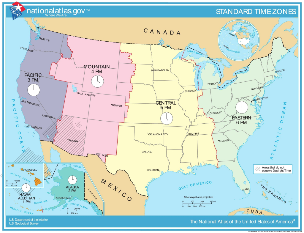 Us Time Zones Printable Map Timezone1 New Area Codes 26 Time Zones within Us Time Zones Map States Name Printable