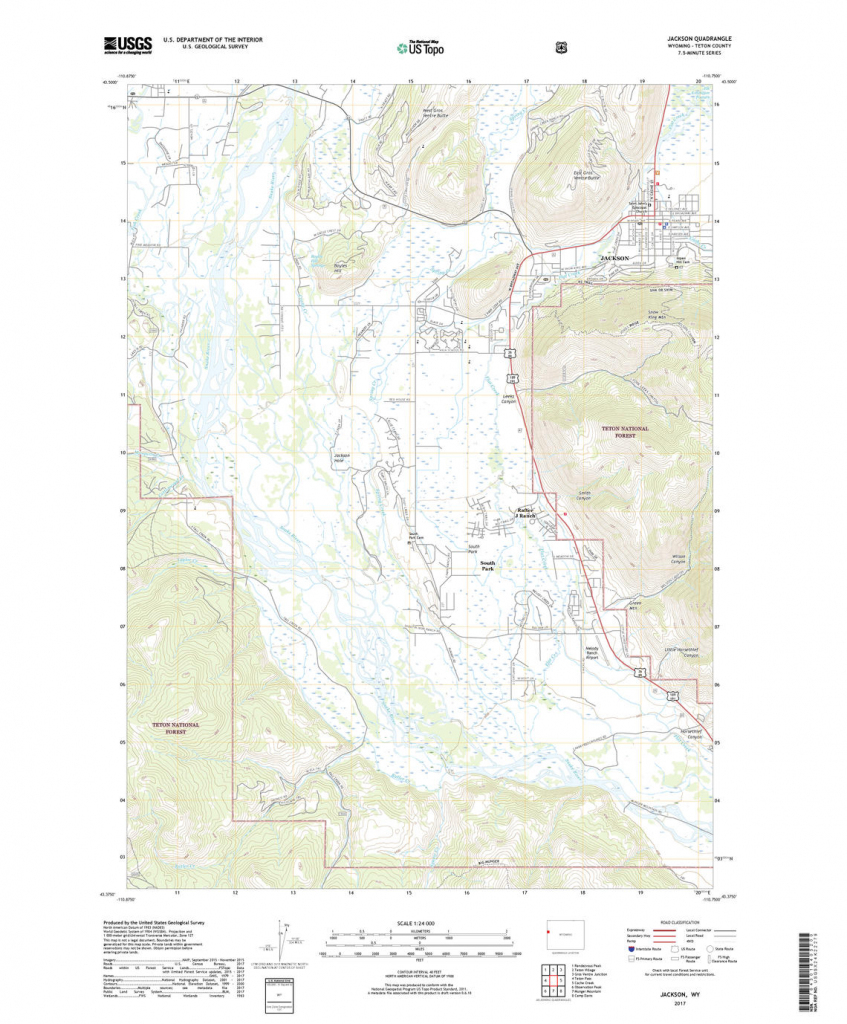 Us Topo: Maps For America within Printable Topographic Maps