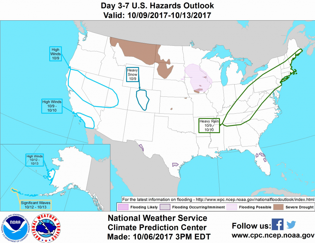 Us Weather Map 3 Day Forecast Best Of Top Us Weather Map 3 Day throughout Printable Weather Map