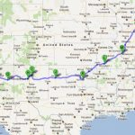 Usa 2012 – Cali + Route 66 | Places To Visit | Route 66 Road Trip Intended For Printable Route Maps