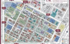 Usc Campus Map Printable