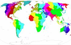 Utc±00:00 – Wikipedia with World Map Time Zones Printable Pdf