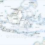Vector Map Of Indonesia Political | One Stop Map Throughout Printable Map Of