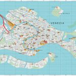 Venice City Map   Free Download In Printable Version | Where Venice Pertaining To Printable Walking Map Of Venice Italy