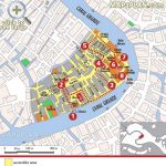 Venice Maps   Top Tourist Attractions   Free, Printable City Street Map For Printable Walking Map Of Venice Italy