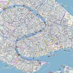 Venice Maps   Top Tourist Attractions   Free, Printable City Street Map Intended For Venice Street Map Printable