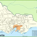 Victoria State Maps | Australia | Maps Of Victoria (Vic) Throughout Printable Map Of Victoria