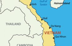 Vietnam Maps – Map Of All Areas In Vietnam with regard to Printable Map Of Vietnam