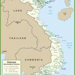 Vietnam Maps   Maps Of Vietnam Inside Printable Map Of Vietnam