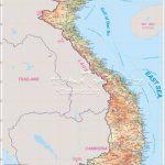 Vietnam Maps   Printable Maps Of Vietnam For Download In Printable Map Of Vietnam