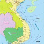 Vietnam Maps   Printable Maps Of Vietnam For Download With Printable Map Of Vietnam